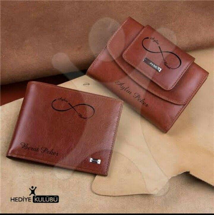 Çiftler için cüzdan