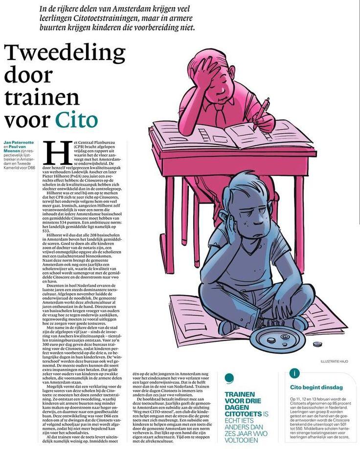 Rijke kinderen krijgen wel Citotraining, arme niet. Zijn die arme kinderen even gelukkig #nrcnext @Omdenken pic.twitter.com/g0k86Pfs3y