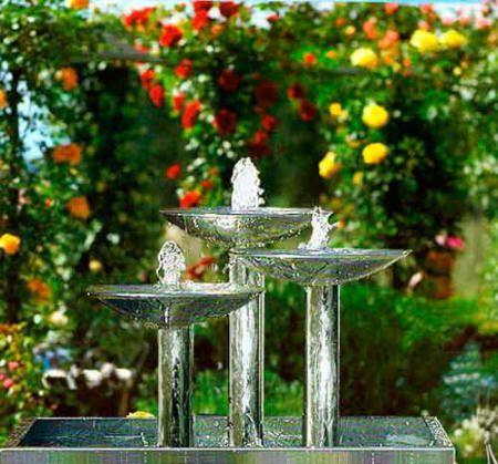 M s de 25 ideas fant sticas sobre peque as fuentes de agua - Fuentes de jardin pequenas ...