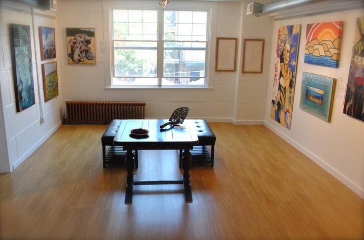 our shop - the art part