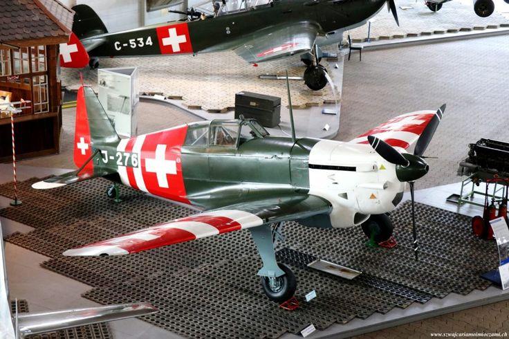 Flieger Flab Museum Dübendorf.   Szwajcaria moimi oczami