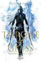 7 stars out of 9 for Throne of Glass: Kongens forkæmper by Sarah J. Maas  #boganmeldelse #bibliotek #books #bøger #reading #bookreview #bookstagram #books #bookish #booklove #bookeater #bogsnak #YA Read more reviews at http://www.bookeater.dk