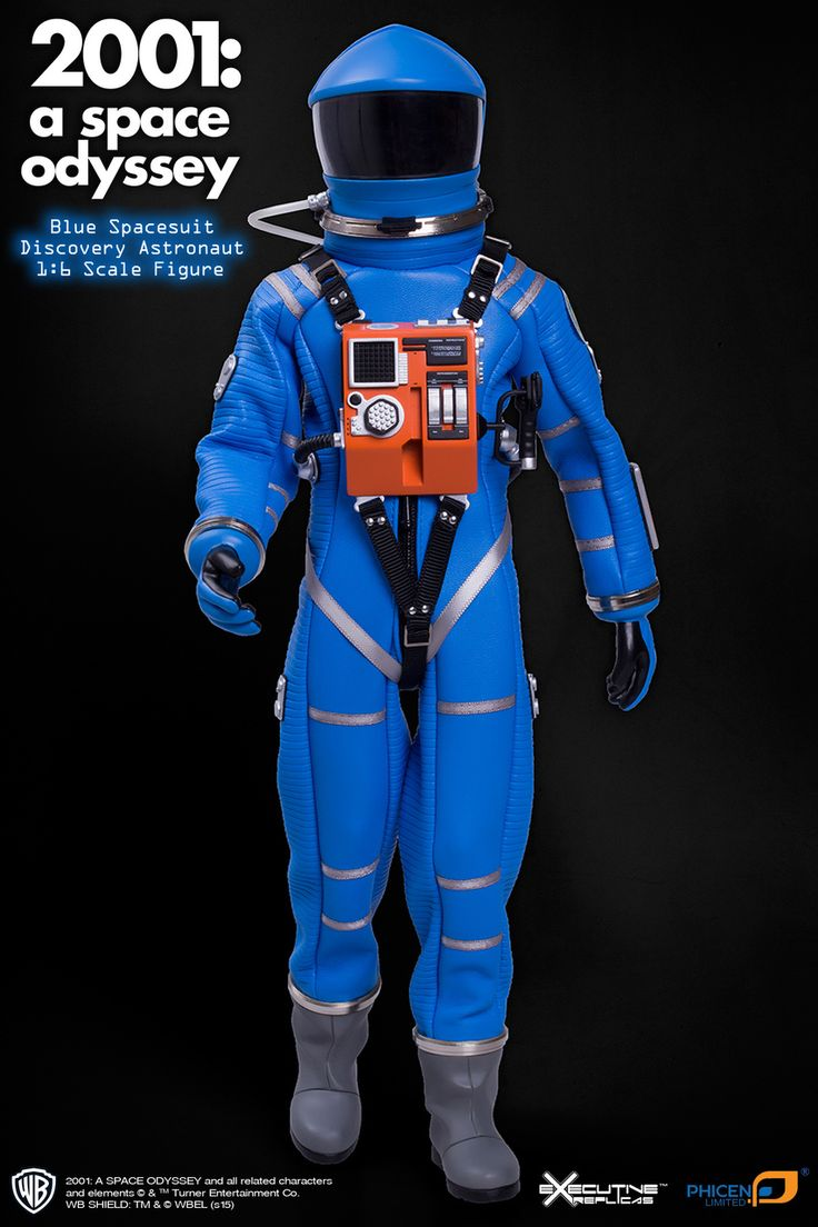 FabGearUSA - 2001: A SPACE ODYSSEY BLUE DISCOVERY ASTRONAUT 1/6TH SCALE SPACE SUIT, $299.95 (http://www.fabgearusa.com/2001-a-space-odyssey-blue-discovery-astronaut-1-6th-scale-space-suit/)