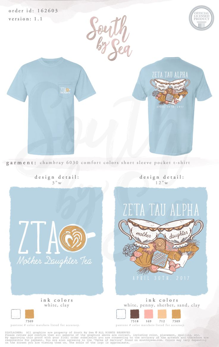 208 best zeta tau alpha images on pinterest for Sorority t shirt design