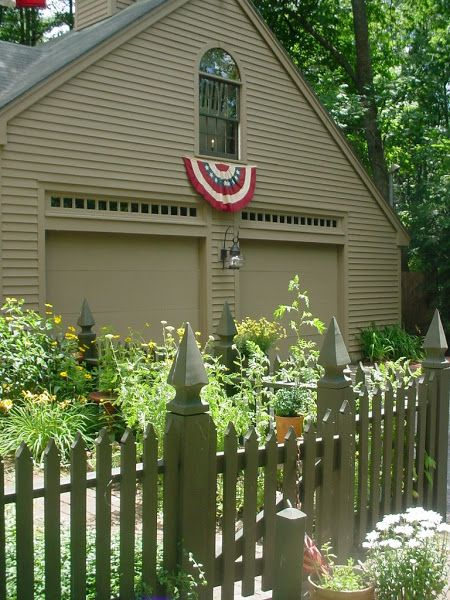 Early American Homes blog