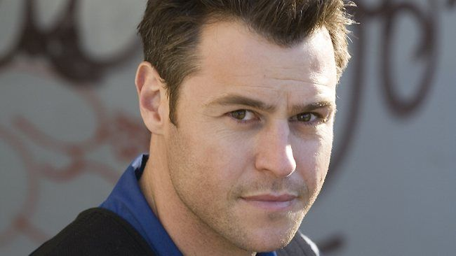 rodger corser from the (now axed) Aussie series Rush