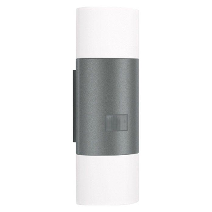 Steinel LED Außenleuchte L910 (Leistung: 11 W, Farbe Gehäuse: Anthrazit, IP44)