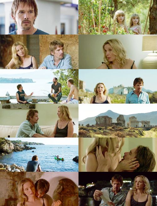 Before Midnight - Richard Linklater. Sequel to my favourite movies, set in my favourite country - Greece!