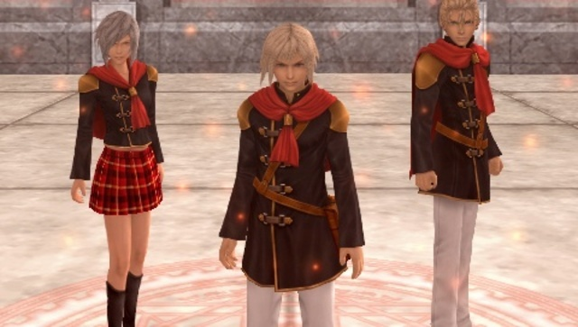 I've Been waiting for this game for what seems like forever. FInal Fantasy Type-0