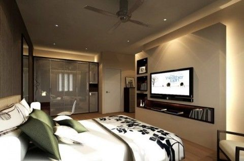 Hotel Bedroom Interior Design Ideas