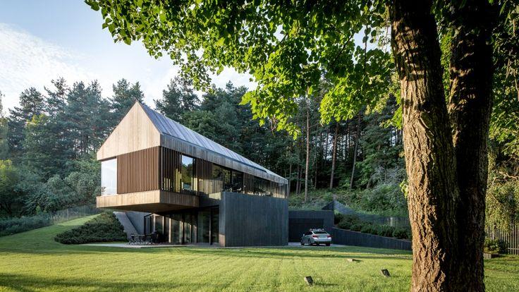 Home | Kebony timber cladding available via Mafi