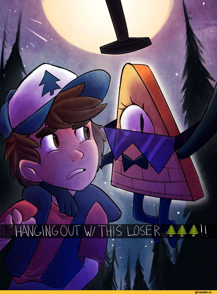 Dipper Pines,Bill Cipher<<< Bill, those glasses do not work for you...