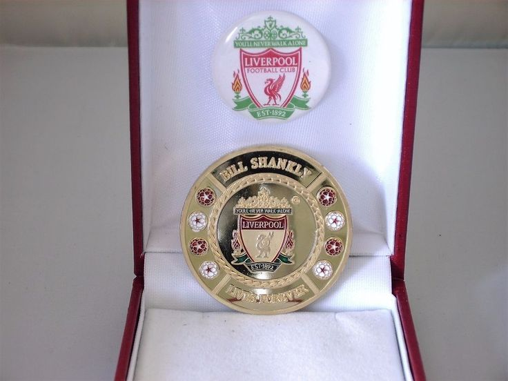 100th BIRTHDAY COMMEMORATIVE MEDAL - BILL SHANKLY - LIVES FOREVER   | eBay