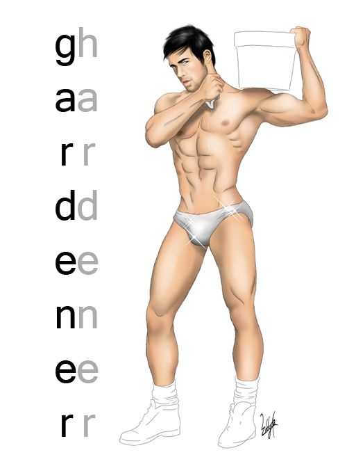 from Ricardo gay pinups of men