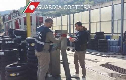 Attualià: #Illecito #smaltimento di #rifiuti e scarico di acque reflue industriali senza titolo. Guardia Costiera... (link: http://ift.tt/2o7e4JW )