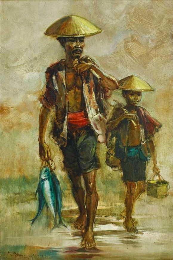 Rustamadji - Nelayan