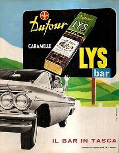 Caramelle Lys Dufour