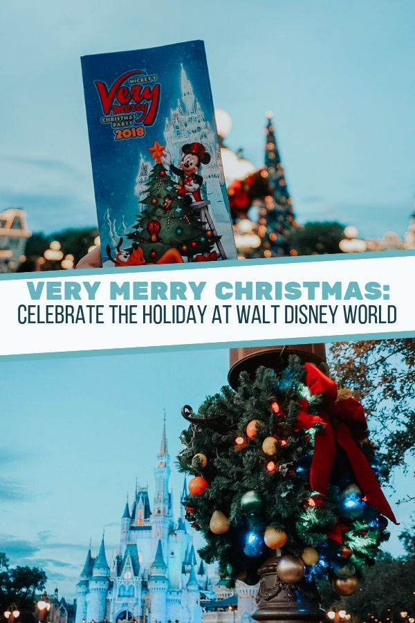 Mickey\u0027s Very Merry Christmas Party All Things Disney Pinterest