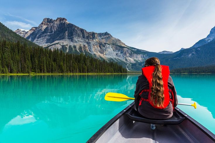 23 Kayak and Canoe Routes in British Columbia - Explore Magazine