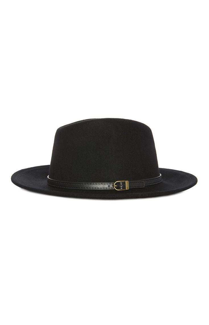 Primark - Zwarte wollen hoed