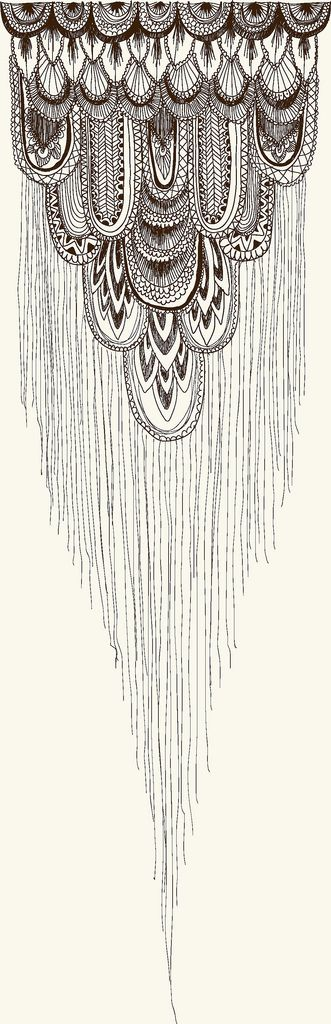 woven sketch
