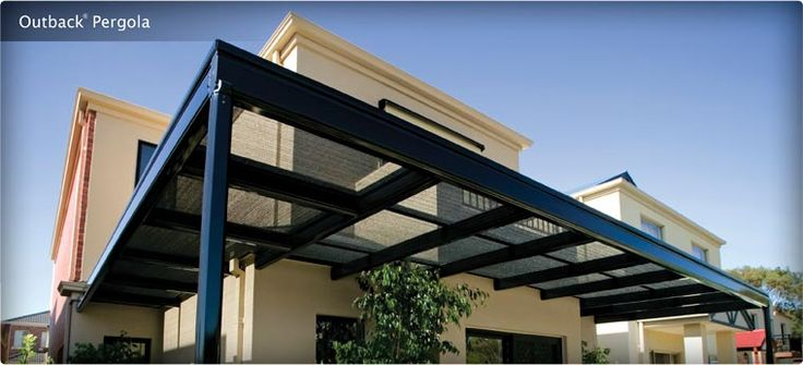 Stratco Outback Awnings, Carports, Pergolas, Verandahs and Patios