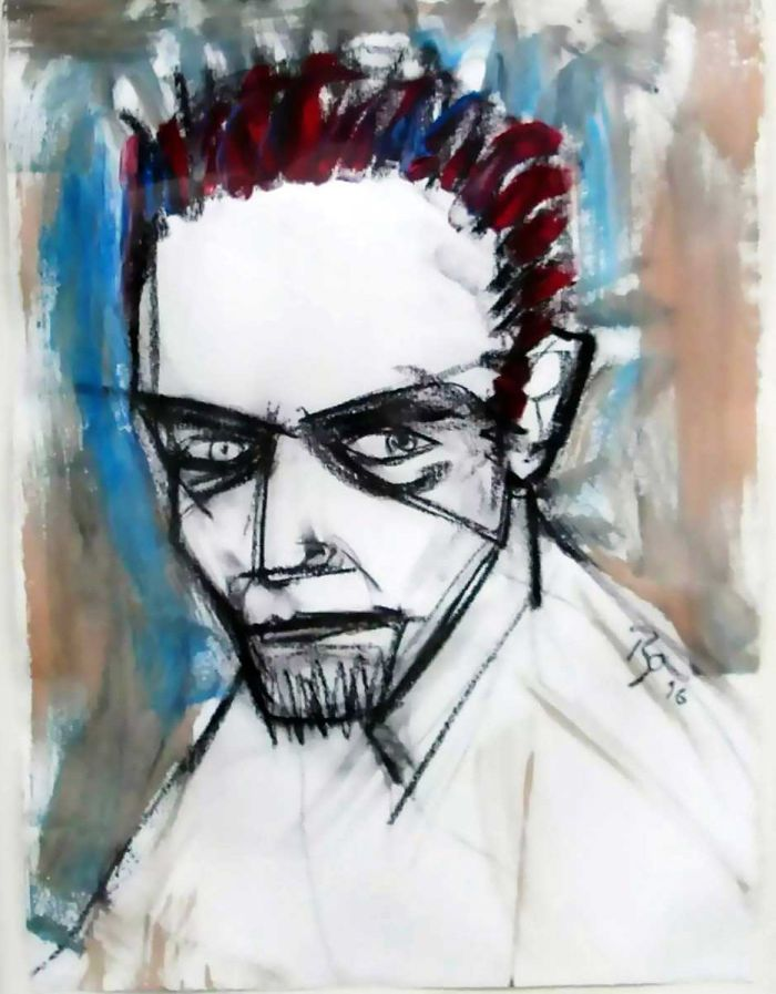 Les Peintures de David Bowie