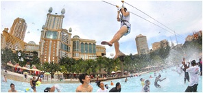 OMG - A hotel with an adventure park recommended by Janine - Sunway Resort Hotel & Spa