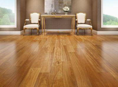 Brazilian Teak Engineered Hardwood - 1/2in. x 5in. | Floor and Decor