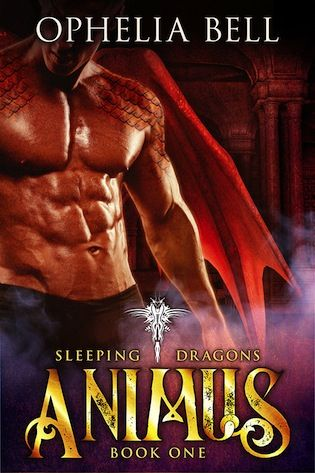 Book Blitz and Giveaway: Sleeping Dragons by Ophelia Bell – An Adult Paranormal Romance