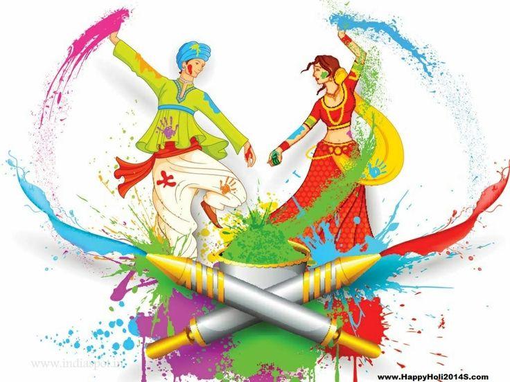 Happy Holi 2014 SMS in Hindi