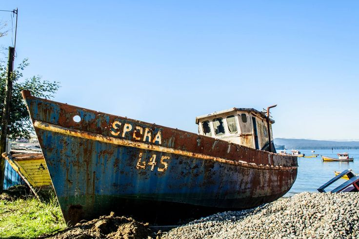 Old ship #old #abandoned #decay #ship #boat