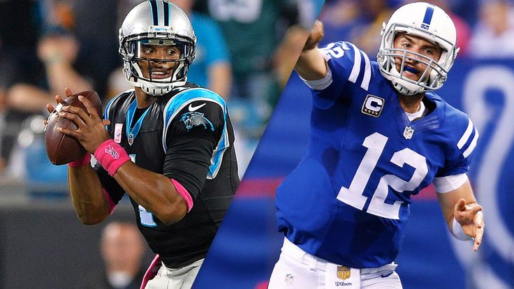 Monday Night Football top stats to know: Colts-Panthers