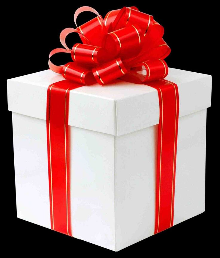 New Post christmas presents no background