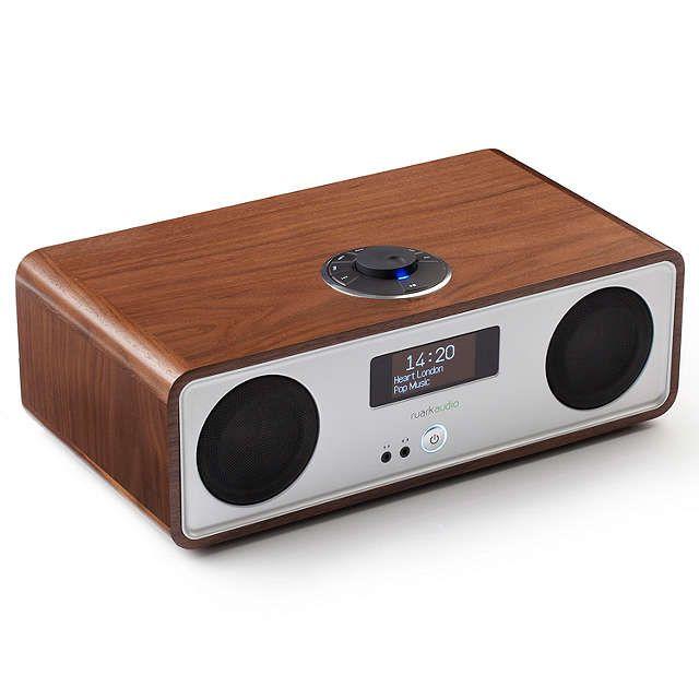 BuyRuark R2 MK3 DAB/FM/Internet Radio with Wi-Fi and Bluetooth, Walnut Online at johnlewis.com