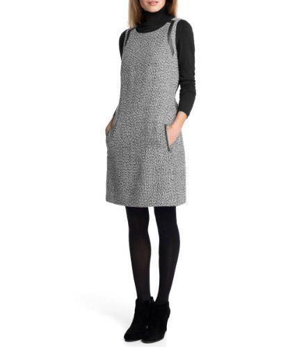 ESPRIT Damen Kleid (knielang)
