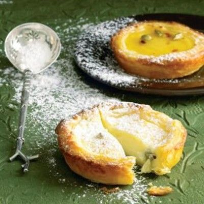 Taste Mag | Cardamom organic milk tarts @ http://taste.co.za/recipes/cardamom-organic-milk-tarts/