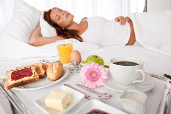 Gebelikte Sabah Kalkmadan Ne Yemeliyiz? Gebelikte Beslenme
