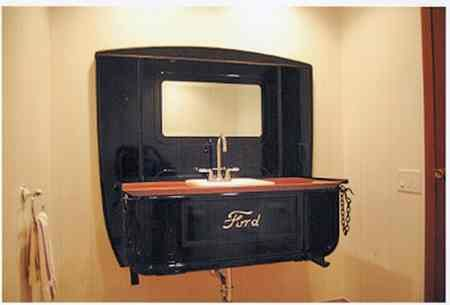 Cool sink, but hopefully not a Ford ;)