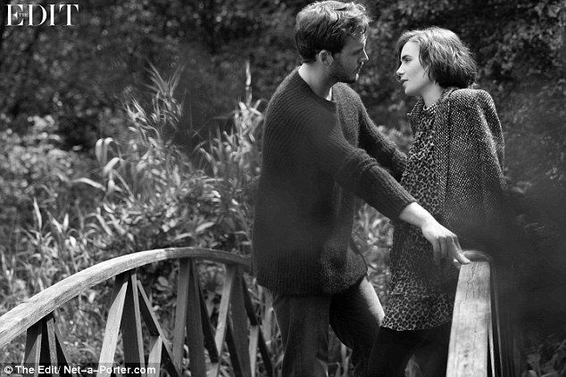Lily says that filming Love Rosie has taught her that she doesn't have to settle when it c...