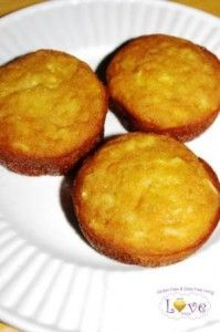 Yellow Squash Vanilla Cupcakes (lunchbox treat for the kiddos)