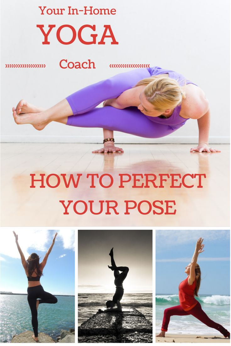 Learn how you can perfect your poses in the comfort of your own home!