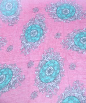 Polyester 176 cm, L  63 cm, W Dry clean only Imported Fabric