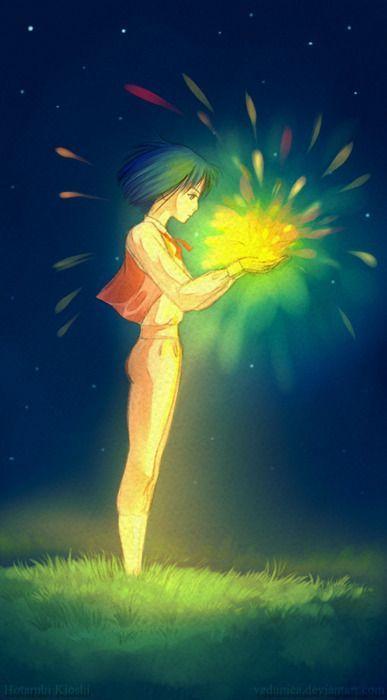 Holw - #IlCastelloErranteDiHowl - Miyazaki