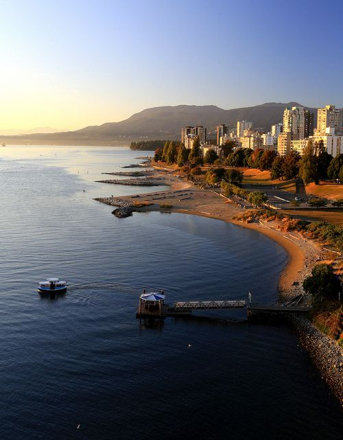 English Bay, Vancouver | Canada ~my favorite place ever...sometimes I wonder why I don't live here