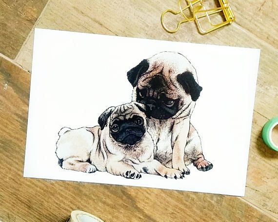 Check out this item in my Etsy shop https://www.etsy.com/listing/498426008/pug-illustration-printable-pug-art-pug