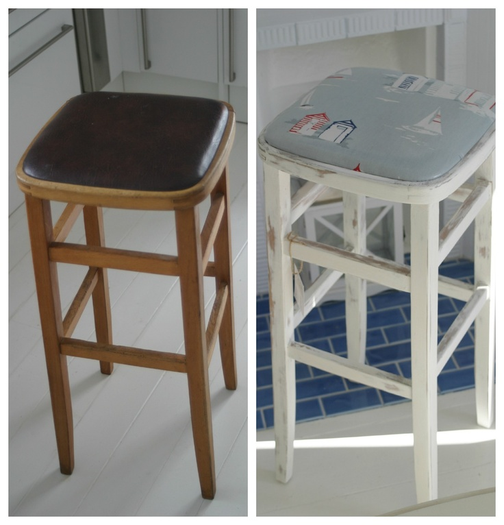 Before and after.  We imagine it, relove it and sell it at affordable prices. Proving you don't have to spend a small fortune to have your own unique piece of furniture.