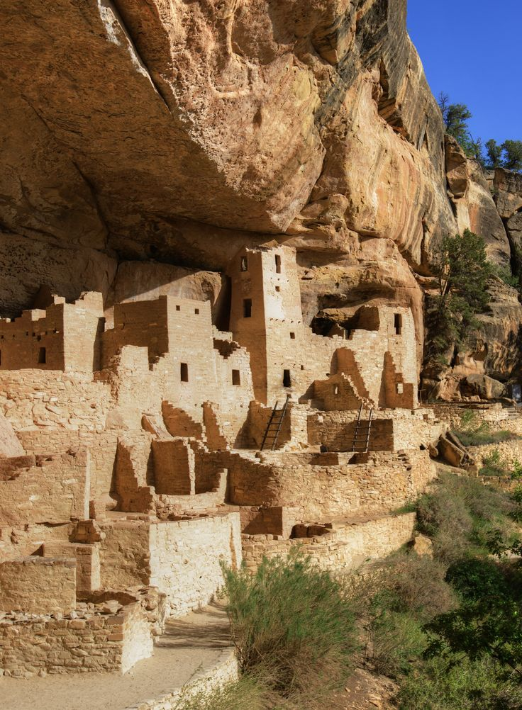 Just west of Durango is the Mesa Verde National Park, with a history all its own.