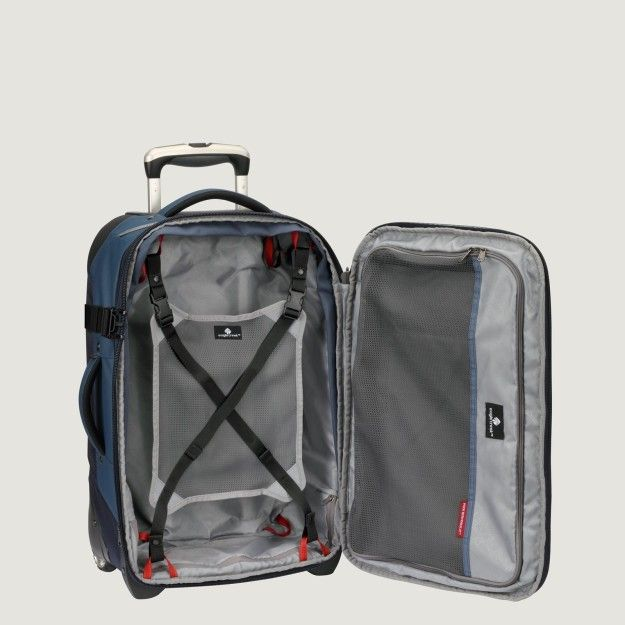 Eagle Creek's Tarmac Carry-On ($299) is super durable and full of conveniently located pockets designed for frequent fliers. | Here's All Of The Best Gear You'll Need For Summer Travel