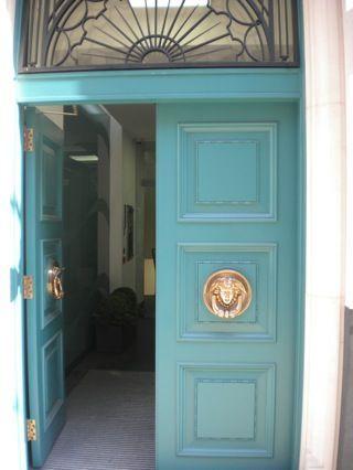 Divine Doors The English Room Front Door Beautiful Doors Turquoise Door
